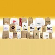 Τσάντες χάρτινες οικολογικές