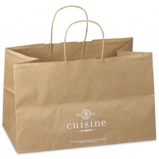 Paper bags for delivery & pastry shops