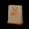 Χάρτινες οικολογικές τσάντες από χαρτόνι
