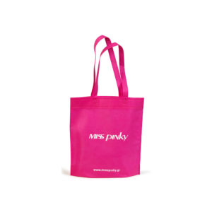 Non woven bags MISS-PINKY
