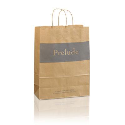 χάρτινες σακουλες prelude