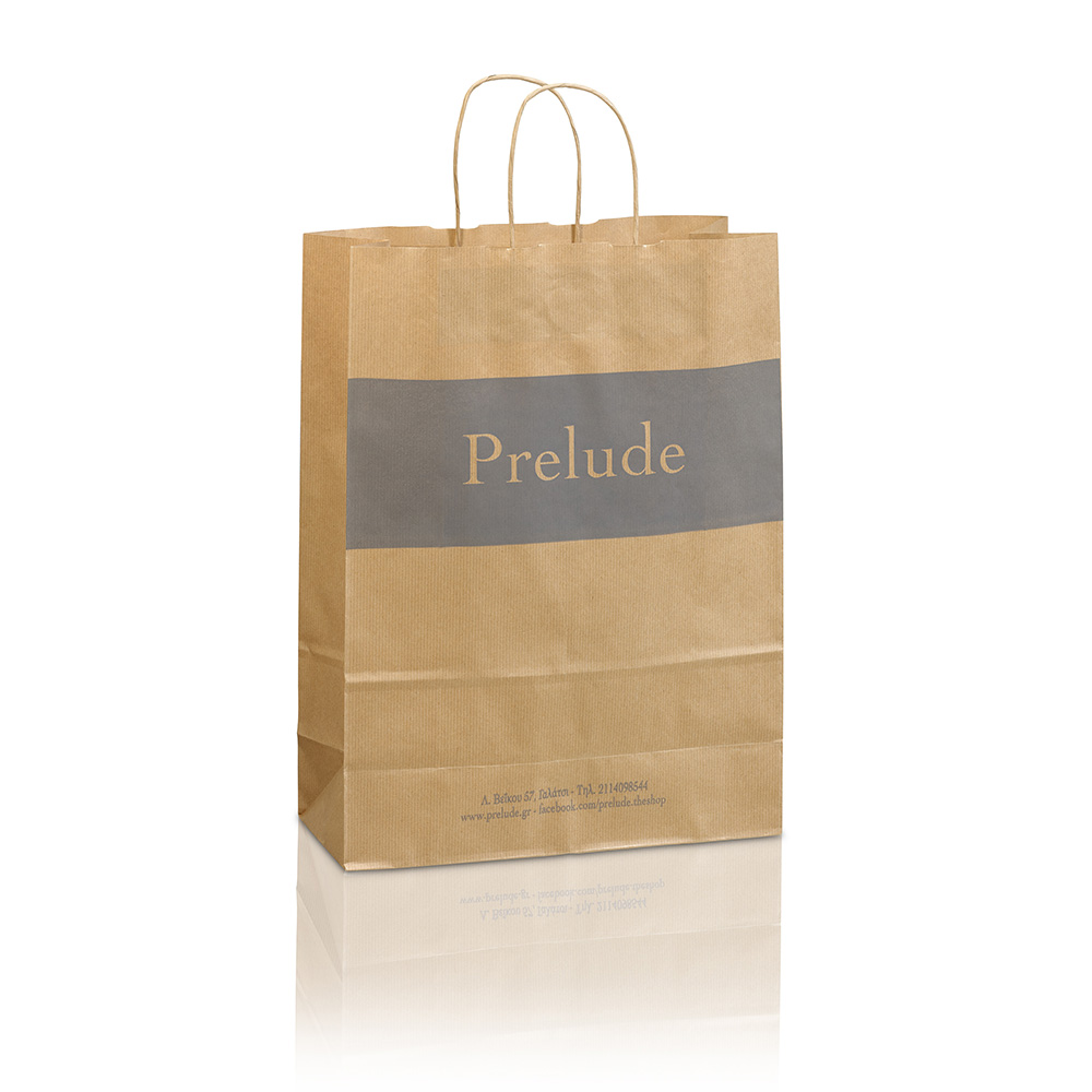 paper bags prelude